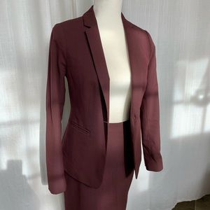 The limited- tailored suit
